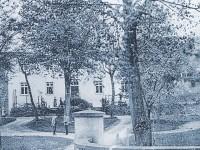 Haus Dahl um 1870