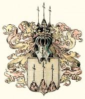 Wappen der Familie Gerstein